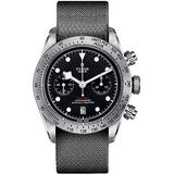 Tudor Heritage Black Bay Chrono Men's Watch M79350-0003-001
