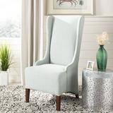 Alcott Hill® Bacall Side Chair Upholstered/Fabric in Green, Size 47.0 H x 24.0 W x 28.3 D in | Wayfair C9D8A5D1A67B4A35A62C073F8BC87BDB
