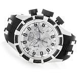 Invicta 27240 Reserve 50mm Bolt Swiss Z60 Chronograph Muonionalusta Meteorite Dial Strap Watch
