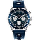 Breitling Superocean Heritage Blue Dial Men's Watch AB016216/CA07-211S