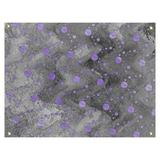 Latitude Run® Planets Stars Wall Tapestry Polyester in Gray, Size 91.0 H x 107.5 W in | Wayfair 6076030CBD9C4C19B12E53838CF14010