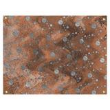 Latitude Run® Planets Stars Wall Tapestry Polyester in Brown, Size 51.5 H x 60.5 W in | Wayfair 89465CCE83434256B5B92773B25D1D40