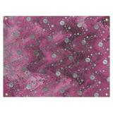 Latitude Run® Planets Stars Wall Tapestry Polyester in Indigo, Size 91.0 H x 107.5 W in | Wayfair 059D7D1437B9464CB65FC3FD8B7BF299