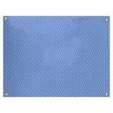 Latitude Run® Hexagonal Lattice Wall Tapestry Polyester in Blue, Size 60.5 H x 81.5 W in | Wayfair D85D043305014E97A35F84974EEB6B8E