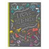 Penguin Random House Note Cards - I Love Science Illustrated Journal