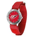 Game Time Detroit Red Wings NHL Tailgater Series Youth Watch - Velcro Strap