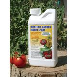 Monterey Lawn & Garden Insect Spray Multiple Insects Liquid Concentrate Spinosad 1 Pt