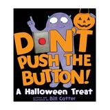 Sourcebooks Trade Board Books - Dont Push the Button! A Halloween Treat Board Book