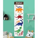 LMT Creative Growth Charts various - Dinosaurs Personalized Growth Chart