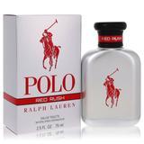 Polo Red Rush For Men By Ralph Lauren Eau De Toilette Spray 2.5 Oz