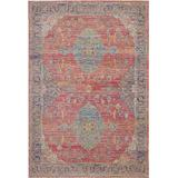 Ankara Global 5' x 8' Multicolor Persian Area Rug - Nourison ANR01