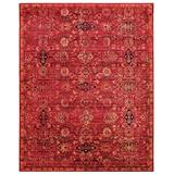 Timeless Red Area Rug - Nourison TML07