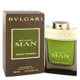 Bvlgari Man Wood Essence For Men By Bvlgari Eau De Parfum Spray 3.4 Oz