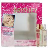 Fantasy For Women By Britney Spears Gift Set - .5 Oz Fantasy Min Edp Spray + .5 Oz Fantasy Midnight