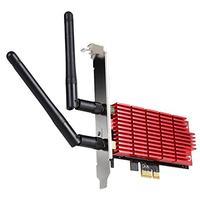 Rosewill WiFi Adapter/Wireless Adapter/PCI-E Network Card, 802.11AC Dual Band AC1300 PCI Express Net