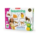 The Learning Journey Puzzles - Match It! Sequencing Puzzle Game