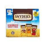 Snyder's of Hanover Pretzels 18 - 36-Ct. Pretzels Variety Pack