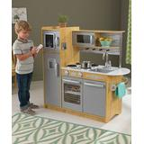 KidKraft Play Kitchens - Natural Uptown Kitchen Set