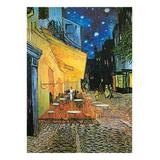 Eurographics Puzzles - Van Gogh Cafe at Night 1,000-Piece Puzzle