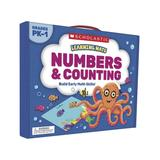 Scholastic Teaching Resources Math Education Toys - Learning Mats: Numbers & Counting Set
