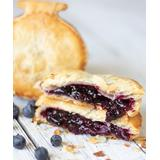 Mamie's Pies Desserts 12 - Blueberry Pie - Set of 12