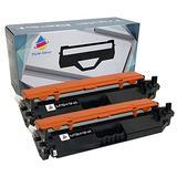 Triple Best Remanufactured Toner Cartridge Replacement for HP hp 94A Black Laserjet Toner Cartridge CF294A (2 Pack)