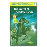 Penguin Random House Chapter Books - Nancy Drew: The Secret of Shadow Ranch Hardcover