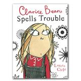 Penguin Random House Chapter Books - Clarice Bean Spells Trouble Paperback