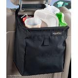 High Road Car Organizers Black - Black TrashStash Car Litter Bag