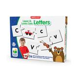 The Learning Journey Puzzles Multi - Match It! Uppercase & Lowercase Letters Puzzle Game