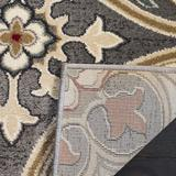 """""""Lyndhurst Collection 2'-3"""""""" X 16' Rug in Green And Ivory - Safavieh LNH553-5212-216"""""""