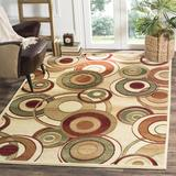 """""""Lyndhurst Collection 2'-3"""""""" X 14' Rug in Beige And Multi - Safavieh LNH224A-214"""""""