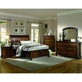 Astoria Grand Rosamaria Solid Wood Storage Platform Bed Wood in Brown, Size 59.5 W in   Wayfair E2210D3B5AD54B299A8D80E5593380A6