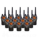 Midland Xtra Talk GXT1000VP4 36 Mile Range Two Way Radio (12 Radios)