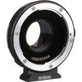Metabones Canon EF to MFT T Lens Adapter 0.58x for Blackmagic Design Super 16 Cameras MBSPEF-M43-BT7