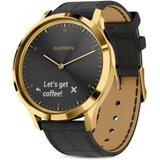 Vivomove Hr Touchscreen Hybrid Smartwatch - Black - Garmin Watches