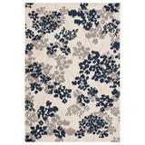 """Jaipur Living Mariner Indoor/ Outdoor Floral Blue/ Gray Area Rug (8'9""""X12'5"""") - RUG143328"""