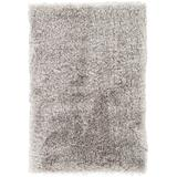 Jaipur Living Marlowe Handmade Solid Silver Area Rug (9'X12') - RUG127684
