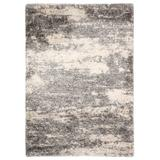 Jaipur Living Elodie Abstract Gray/ Ivory Area Rug (2'X3') - RUG143204
