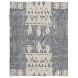 Jaipur Living Torsby Hand-Knotted Tribal Blue/ Ivory Area Rug (8'X10') - RUG141430