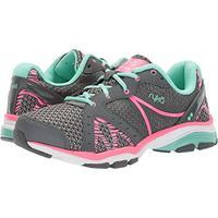 Ryka Women's VIDA RZX Cross Trainer Iron Grey/Hyper Pink/Yucca Mint 7 M US