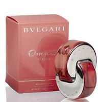 Bvlgari Women's Omnia Coral Eau De Toilette Spray,Red,1.35 oz