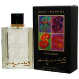 Andy Warhol Pour Homme By Andy Warhol for Men Eau-de-toilette Spray, 3.4-Ounce