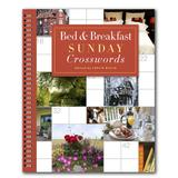 Sterling Puzzles - Bed & Breakfast Sunday Crosswords Paperback