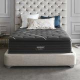 """Beautyrest Silver 17.5"""" Firm Pillow Top Mattress & Box Spring Set, Size 17.5 H x 53.0 W x 75.0 D in   Wayfair 700810021-9930"""