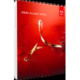 Adobe Acrobat XI Pro (Professional)