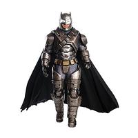 Rubie's Men's Batman v Superman: Dawn of Justice Supreme Edition Armored Batman, Black, Standard