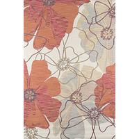 Momeni Rugs SUMITSUM-8SND2030 Summit Collection, Hand Knotted Transitional Area Rug, 2' x 3', Sand