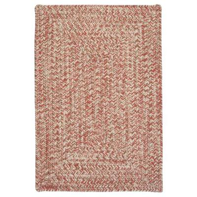 Corsica Rectangle Area Rug, 3 by 5-Feet, Porcelain Rose