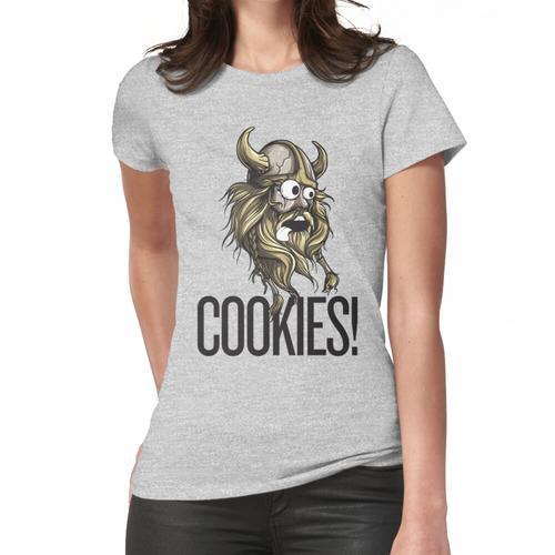Kekse! - Wikinger Frauen T-Shirt